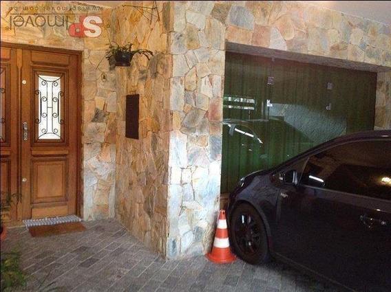 Sobrado Para Venda Em São Paulo, Vila Regente Feijó, 4 Dormitórios, 4 Suítes, 2 Banheiros, 3 Vagas - 2491_1-1142593