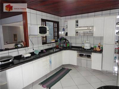 Casa Residencial À Venda, Parque Residencial Jaguari, Americana - Ca0064. - Ca0064