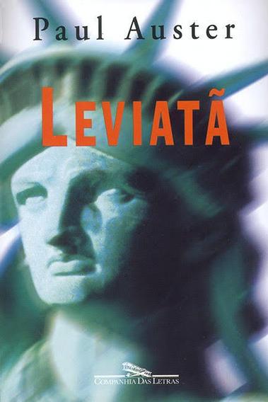 Paul Auster - Leviatã - Companhia Das Letras