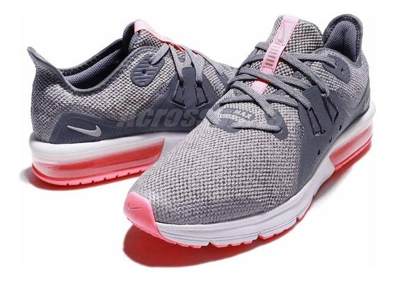 Zapatos Deportivos Nike Air Max Sequent 3 Original 100% V75