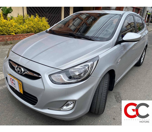 Hyundai Accent I25 1.6 Mec