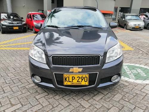 Chevrolet Aveo Emotion 2011 1.6 Gt