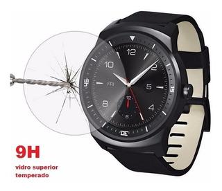 Pelicula De Vidro Temperado 9h+ Relogio Lg Smartwatch R W150