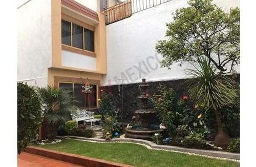 Espectacular Casa Residencial En Venta - Colonia Lindavista $16,900,000.00