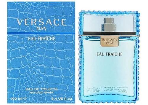 Imagen 1 de 1 de Perfume Original Versace Fraiche Eau Toilette 100ml
