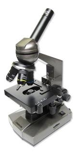 Microscopio Biológico Carson Intermedio 100x-1000x Con Et