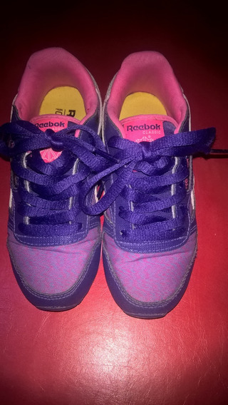 Zapatillas Reebok Usadas, Pero En Muy Buen Estado ( Nuevas).