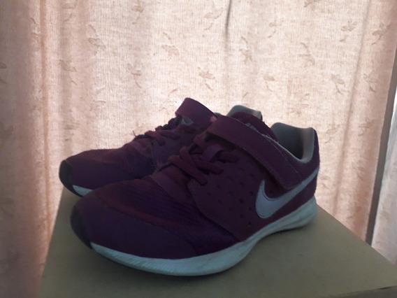 Zapatillas Nike 32 Impecables.niñas