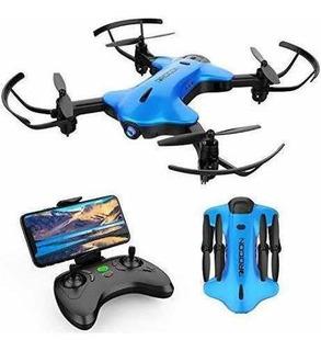 Drocon Ninja Drone Plegable Para Niños Y Principiantes Con 7