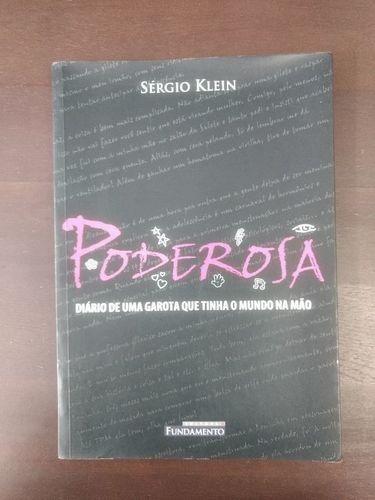 Livro Poderosa Sergio Klein