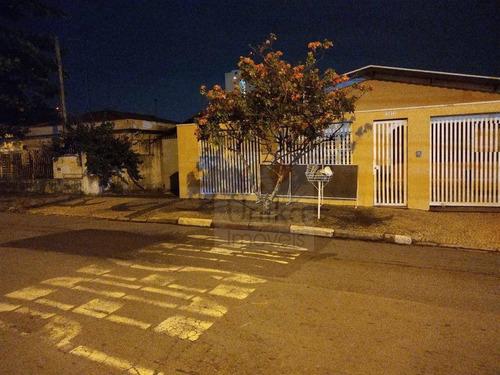 Imagem 1 de 20 de Casa Com 3 Dormitórios - Jardim Chapadão - Campinas/sp -  Estuda Permuta Por Imovel Em Itatiba - Sp. - Ca1340