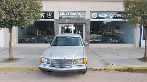 Mercedes-benz Sel 500 V8