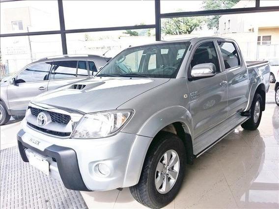 Toyota Hilux 3.0 Srv Prata 16v 4x4 Turbo Diesel Intercooler