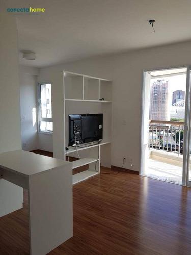 Imagem 1 de 17 de Studio Com 30 M², 1 Dormitório E 1 Vaga Em Perdizes - St0002