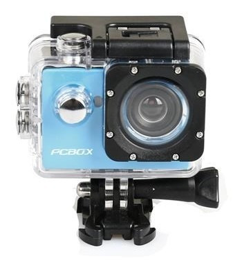 Camara Digital Pcbox Junior Pcb-c720k Celeste