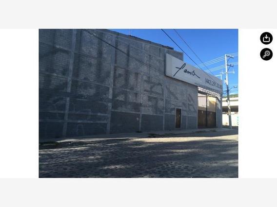 Nave Industrial En Renta, En Santa Rosa Jauregui
