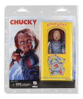 Neca Chucky Clothed Version Original