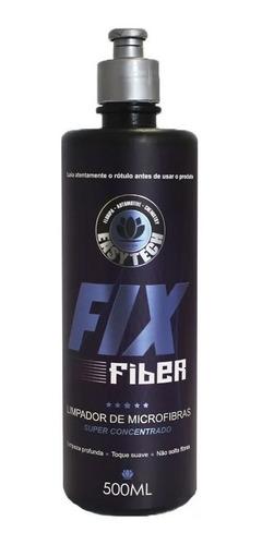 Imagen 1 de 1 de Shampoo Para Microfibras Fixfiber 500ml Easytech Detailing