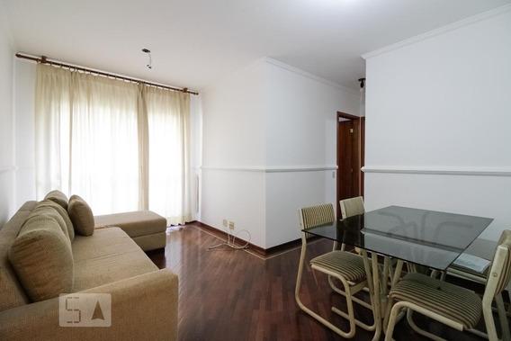 Apartamento Para Aluguel - Jardim Éster Yolanda, 2 Quartos, 58 - 892886804