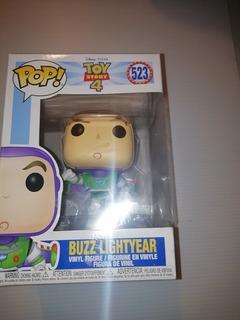 Funko Pop Toy Story 4 523 Buzz Lightyear Volando Original