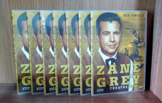 Dvd Zane Grey Theater - 1ª Temporada Legendado Frete Grátis