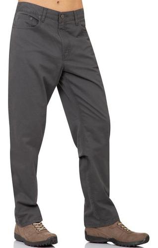Pantalon Oggi Jeans Hombre Gris Gabardina Power Salvaje Tentacion St