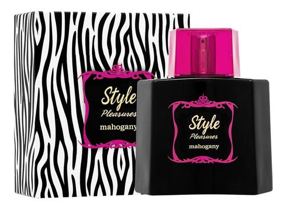 Fragrância Style Pleasures - 100ml - Mahogany Oferta