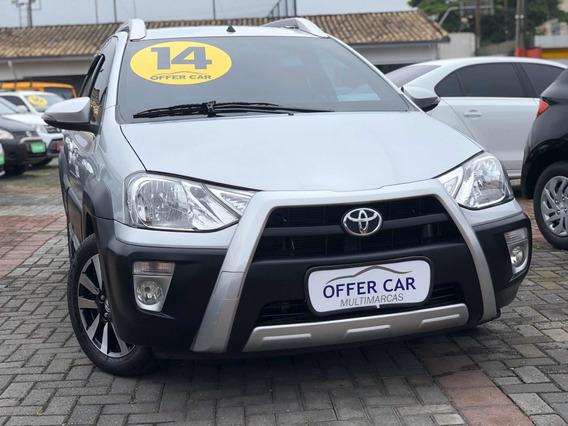 Toyota Etios Cross 2014 Flex