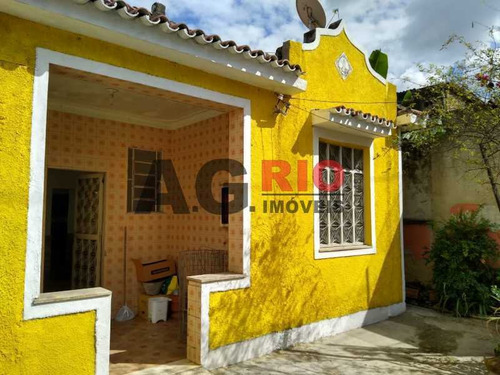 Casa De Rua-à Venda-magalhães Bastos-rio De Janeiro - Vvca20087