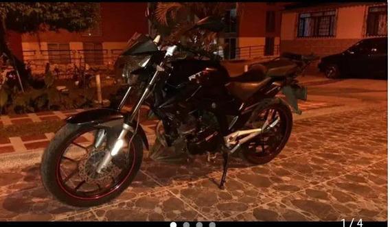 Moto Akt Rtx 150 Unishock