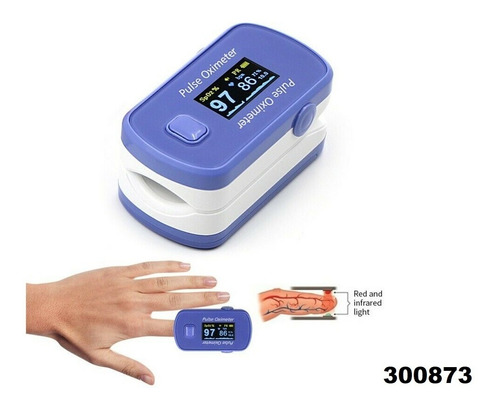 Oximetro Pulso Pulsoximetro Envio Gratis Promocion W01