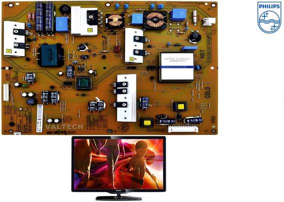 Placa Fonte Para Tv 40pfl5806d Philips Nova