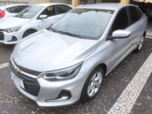 Chevrolet Onix Sedan 1.0 4p Flex Premier Plus Turbo Automáti