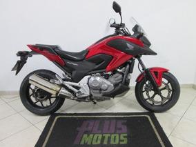 Honda Nc700x 2014, Financiamos E Parcelamos No Cartão 12x