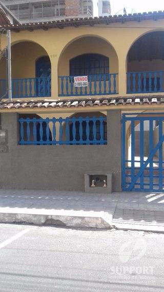 Casa 9 Quartos A Venda Na Praia Do Morro - V-1240