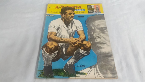 Gazeta Esportiva Ilustrada 246 Jan/64 - Santos 4x3 Gremio
