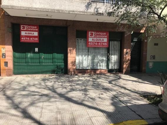 Villa Devoto, Venta Local + Galpon + Oficinas.