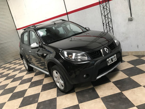 Sandero Stepway Impecable Estado Al Dia Permuto Unica