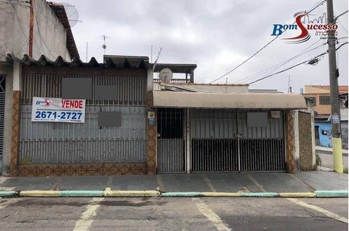 Imagem 1 de 1 de Terreno À Venda, 300 M² Por R$ 530.000,00 - Vila Nova York - São Paulo/sp - Te0312