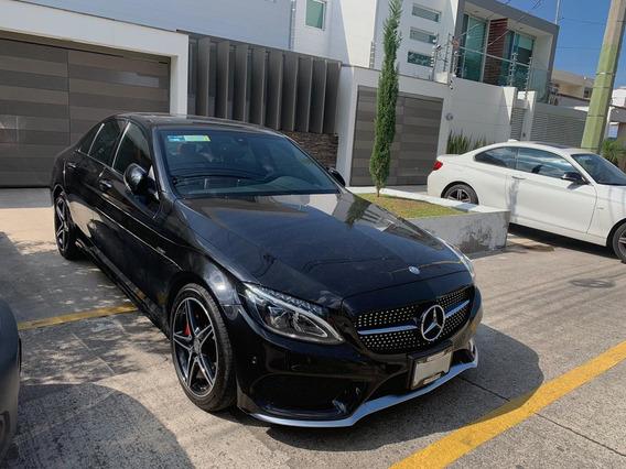 Mercedes Benz Clase C 450 Amg 4matic Sport 2016.
