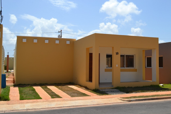 Preciosas Casas Con Bono La Romana