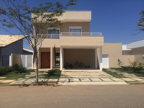 Sobrado Residencial À Venda, Condomínio Residencial Evidence, Araçoiaba Da Serra. - So2898