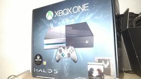 Xbox One Edição Hallo 5 1 Tera