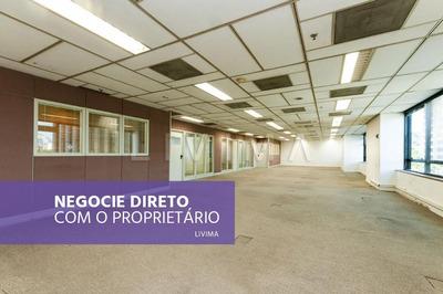 Sala Comercial 262m2 Para Alugar No Centro - Rj - Sa0121