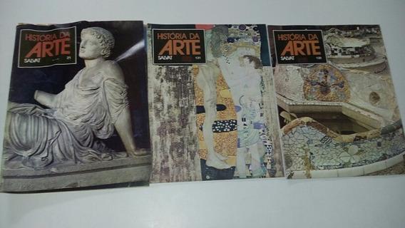 Revistas Historia Da Arte. Salvat Antigas