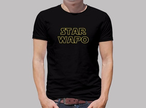 Camiseta Star Wars / Starwapo