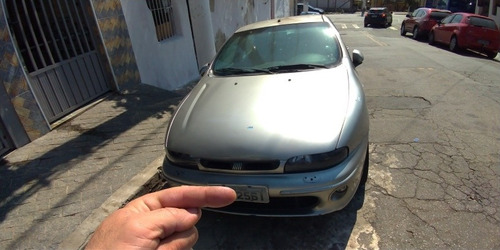 Fiat Brava 2001 1.8 Hgt 5p