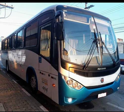 Imagem 1 de 14 de Onibus Rodoviario Mb 1722 Ideale 770 2011