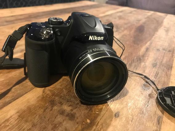 Câmera Fotográfica Nikon Coolpix P6000