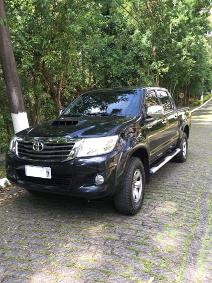 Toyota Hilux 3.0 Std Cab. Dupla 4x4 4p Diesel Mecanica 2015